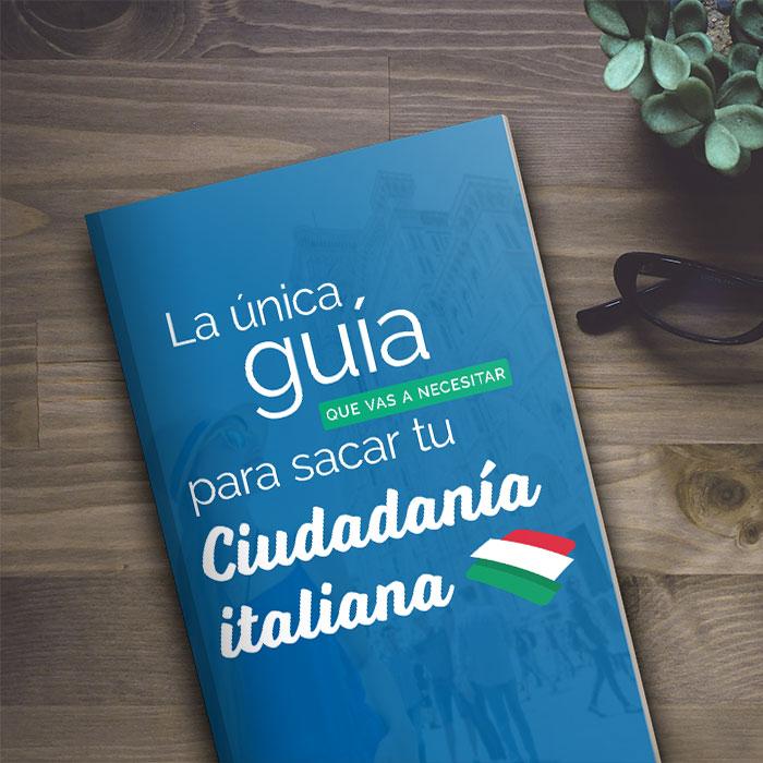 guía para sacar la ciudadanía italiana en italia, requisitos para sacar ciudadania italiana