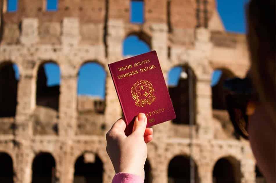 asesor de ciudadania italiana en itala